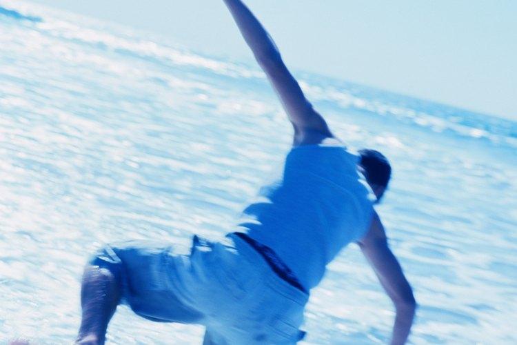 Las playas de Los Ángeles son ideales para el surf.
