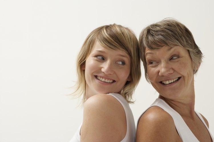 Arregla los problemas que tengas con tu madre para desarrollar una relación más sana con ella.