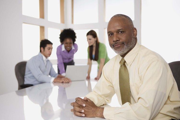 Los jefes pueden tener personalidades autoritarias.