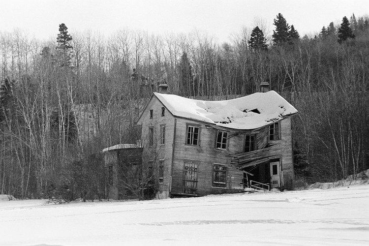 Los propietarios de tierras a menudo se confunden acerca de las líneas de propiedad.