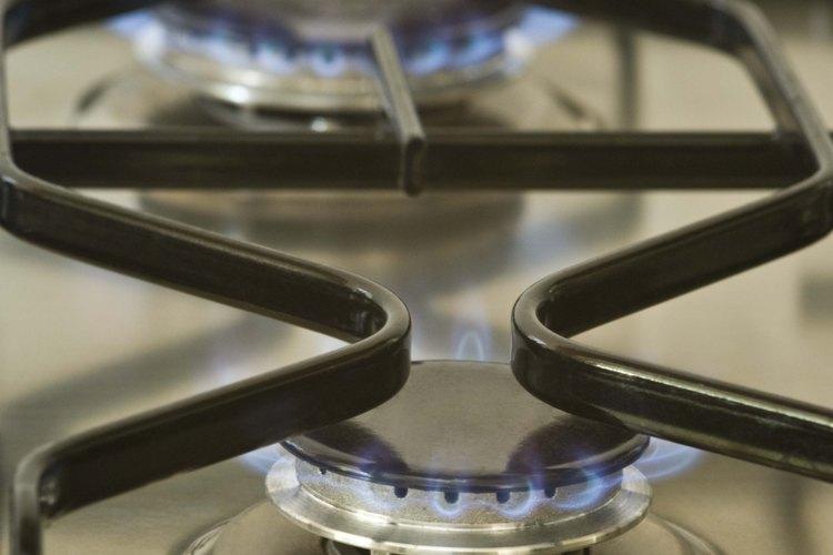 Cocinar con gas tiene ventajas y desventajas.