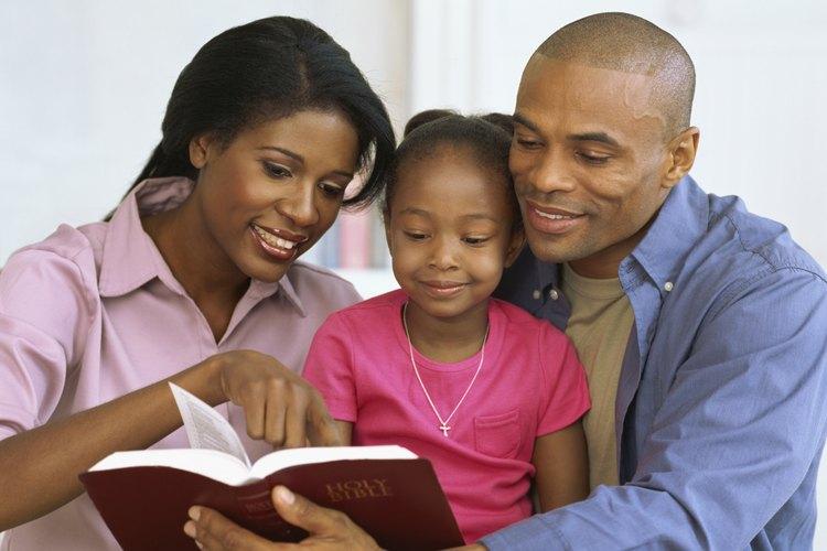 Selecciona un salmo principal y la oración para el hogar en general.