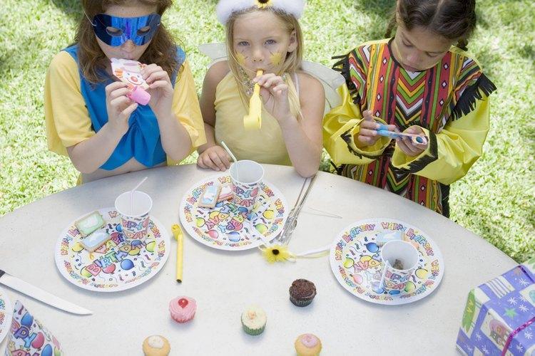 Haz especial una fiesta de cumpleaños de niño con decoraciones con globos.