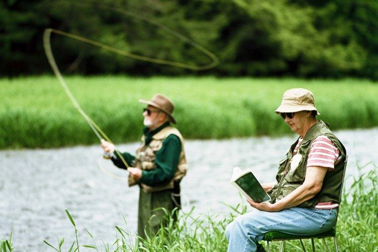 Los pescadores pueden practicar el deporte todo el año, aunque requieren una licencia.