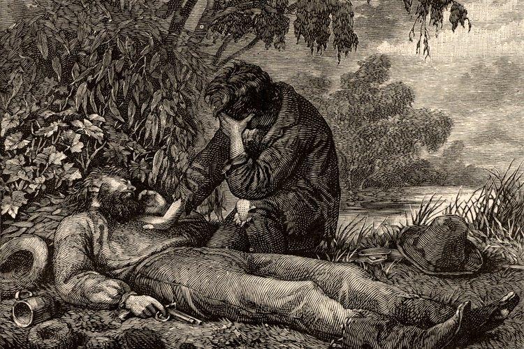 Muchos de los primeros exploradores nunca regresaron a casa.