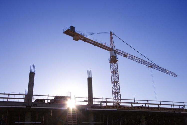 Salarios en obras de construcción.