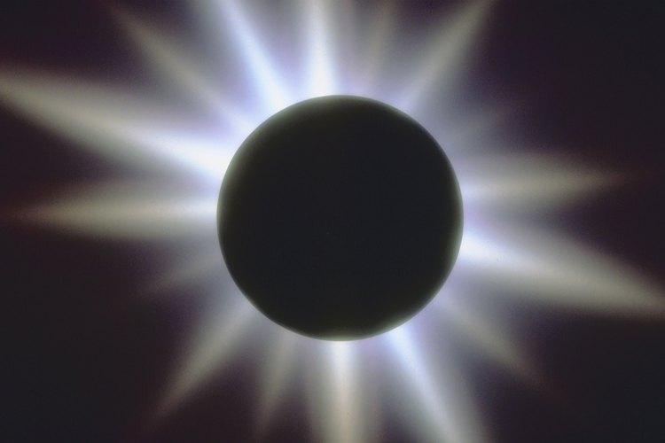 Un eclipse sólo puede ocurrir cuando la luna pasa por el plano eclíptico.