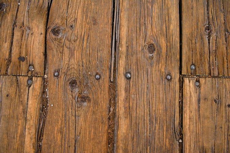 C mo restaurar pisos de madera antiguos - Como rejuvenecer un piso antiguo ...