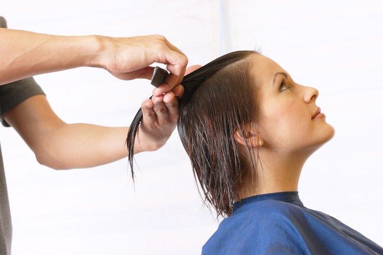 Los peinados desmechados garantizan que los hombres se den vuelta para mirarte.