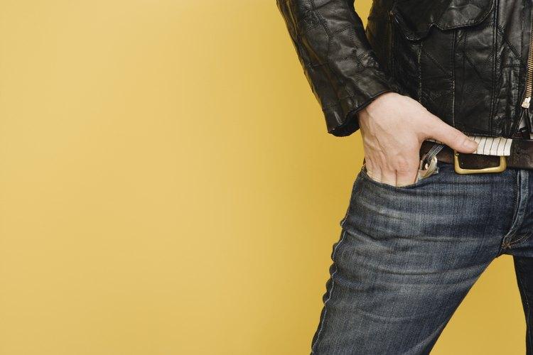 Los rockeros de mejor nivel como Madonna y Mick Jagger tienen estilistas personales.