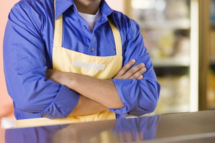 Para trabajar en un mostrador de especialidades tal vez necesites conocimientos adicionales.