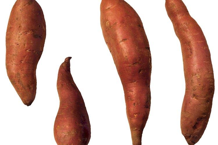 Batatas.