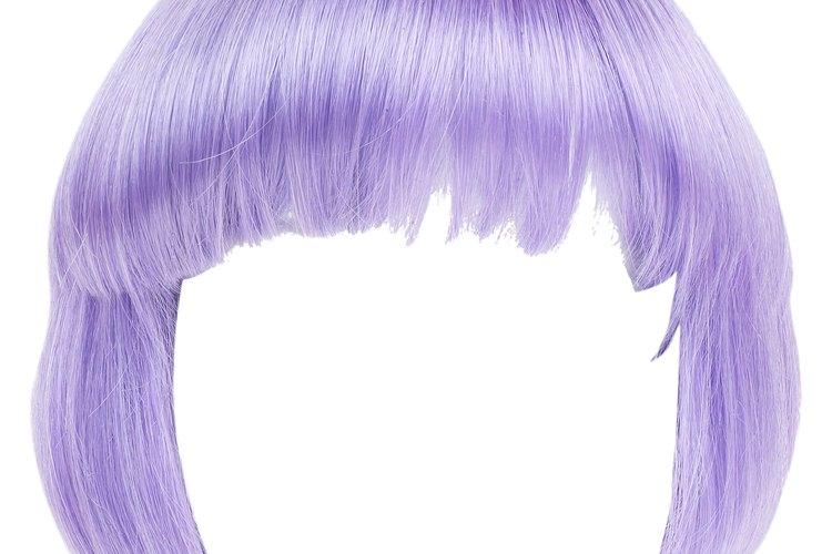 Las pelucas sintéticas requieren de cuidado especial.