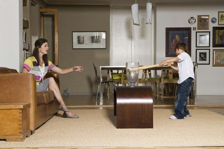 Una tarea de una madre es establecer normas adecuadas.