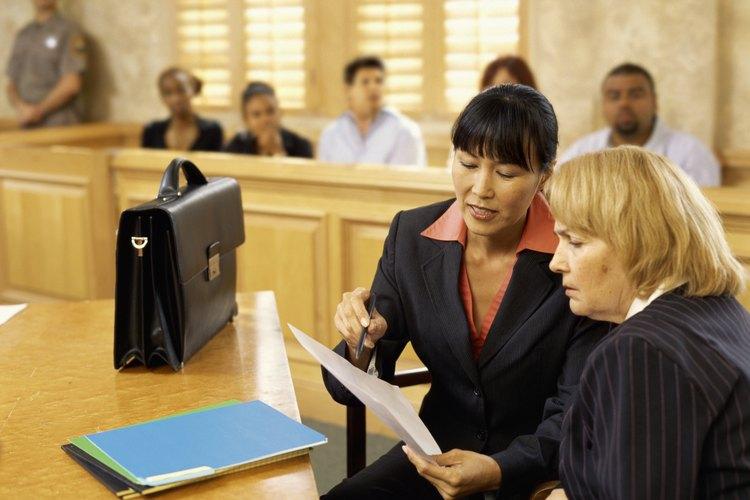 Cómo excusarse de servir en un jurado.