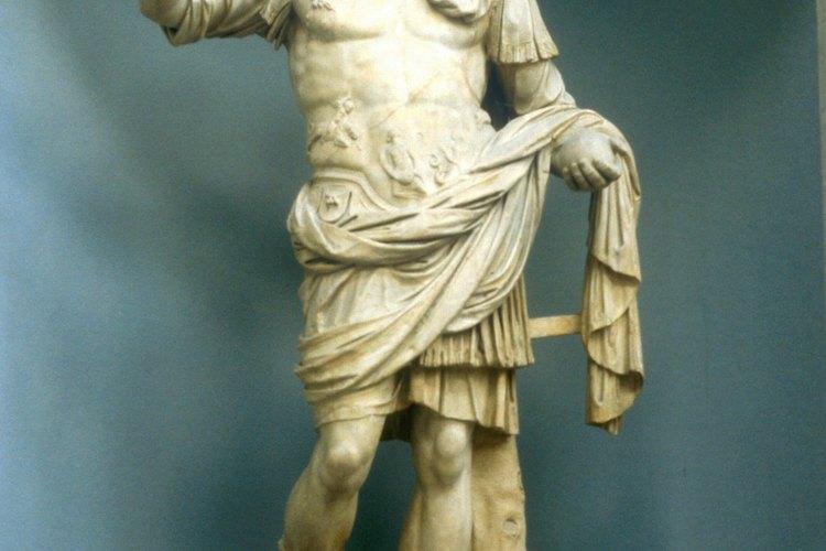 Probablemente, el romano Julio César comenzaba su día comiendo pan y fruta.