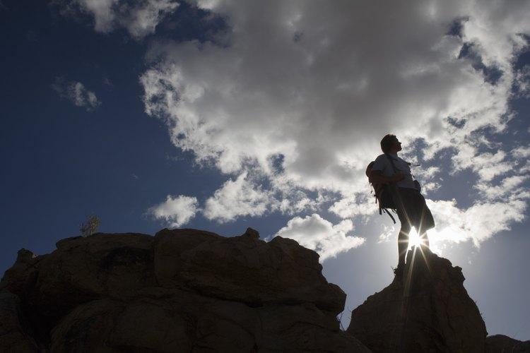 Nevada ofrece aventuras extremas de campamento al aire libre.