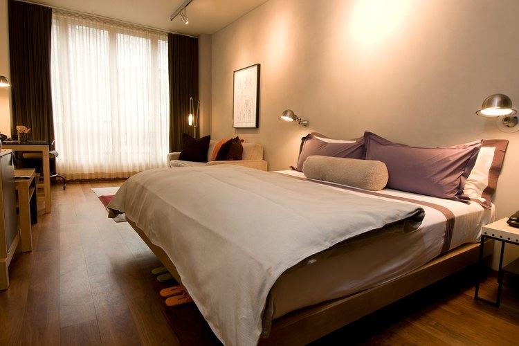 Cómo hacer una base de madera para una cama |