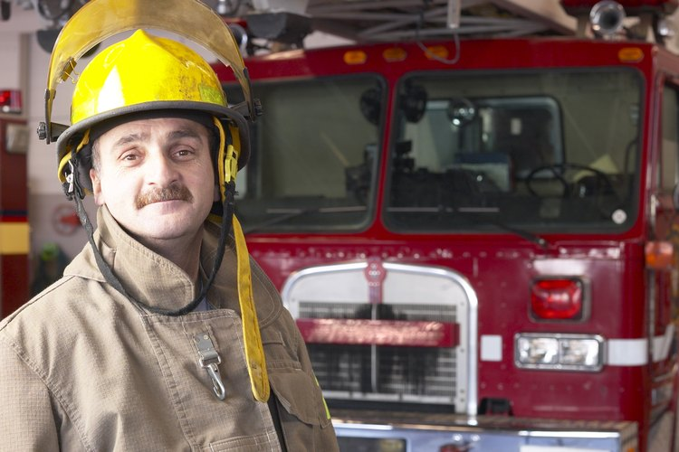 Un bombero tiene una rutina especial en función de cómo se pone su equipo.