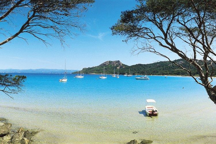 En esta hermosa playa pueden realizarse muchas actividades recreativas.