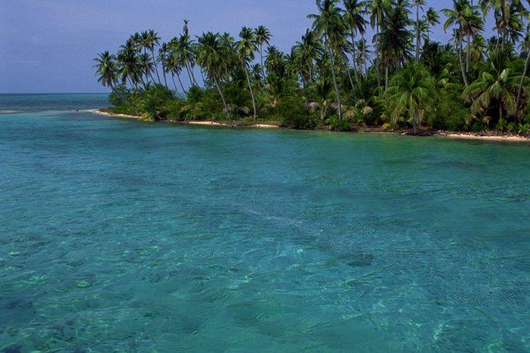 Playa Turneffe es un tesoro natural escondido en Belice.