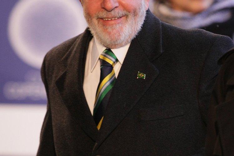 """Gloria Pires participó en la película """"Lula, el hijo de Brasil""""."""