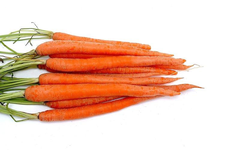 Las zanahorias y el apio están llenos de nutrientes que no se pierdan cuando se congelan.