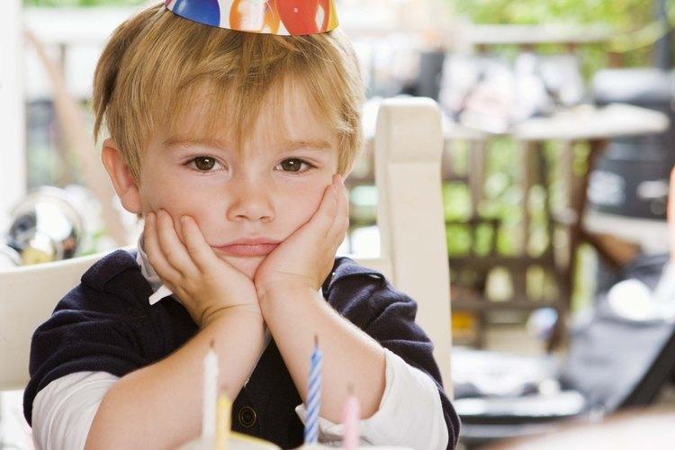 El pastel no tiene por qué ser el centro de atención en la fiesta de tu hijo.