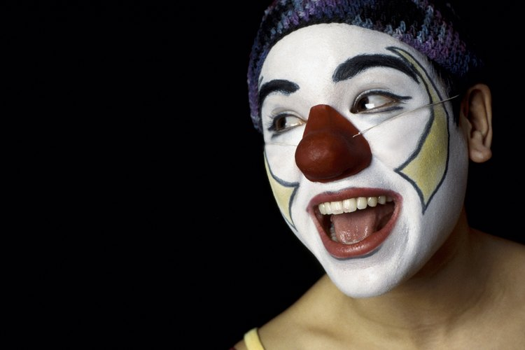 Aprende a hacer disfraces de circo.