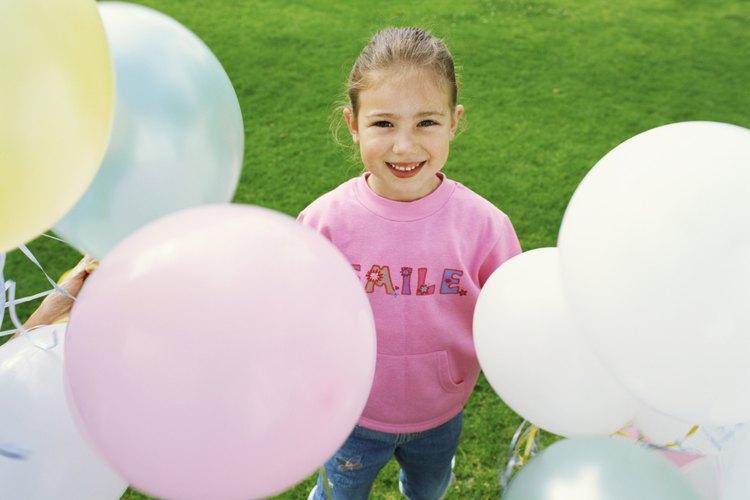 Un día especial se sentirá aún más con globos personalizados.