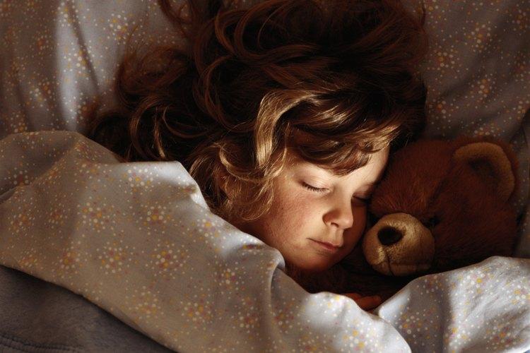 Dormir es importante para el estado de ánimo, la salud y el crecimiento.