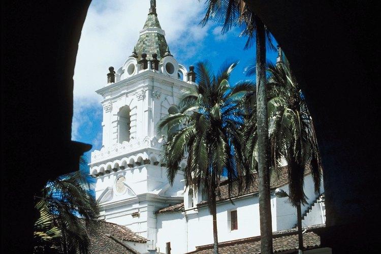 Eugenio Espejo fue uno de los próceres de la independencia ecuatoriana.