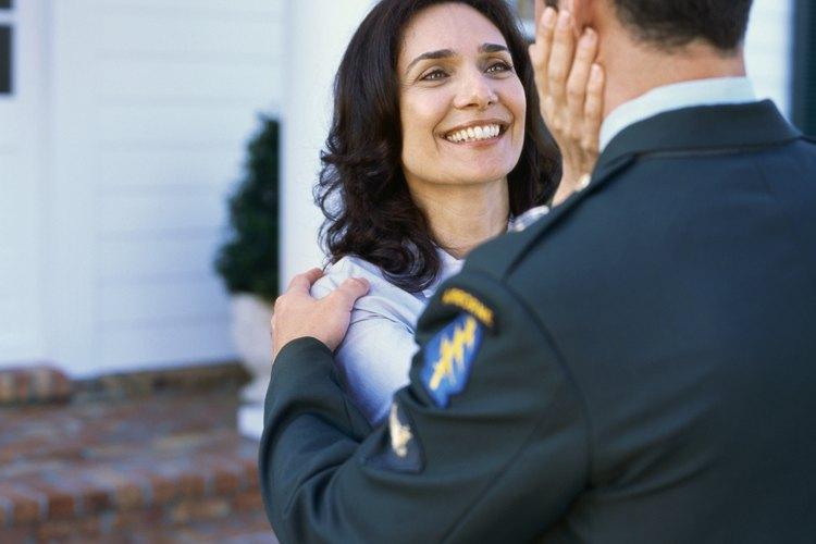 Puedes compartir orgullo, alegría y tristeza con la comunidad interna militar.