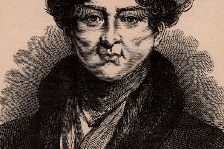 El príncipe regente se convirtió en el rey Jorge IV en 1820.