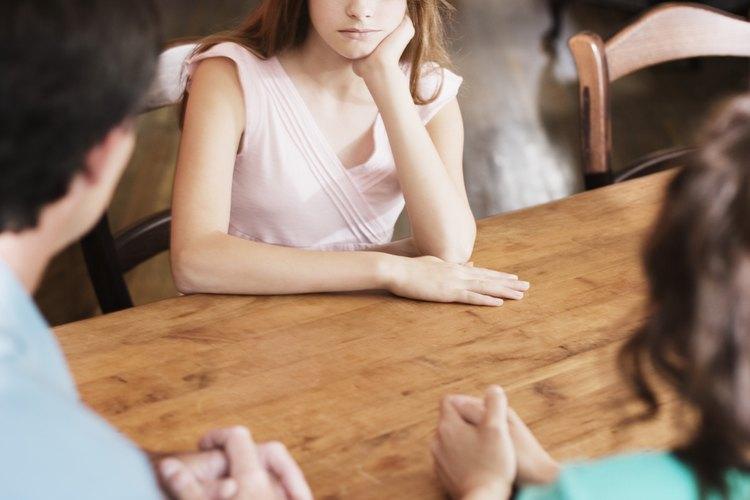 Los adolescentes aprenden más de castigos a corto plazo.