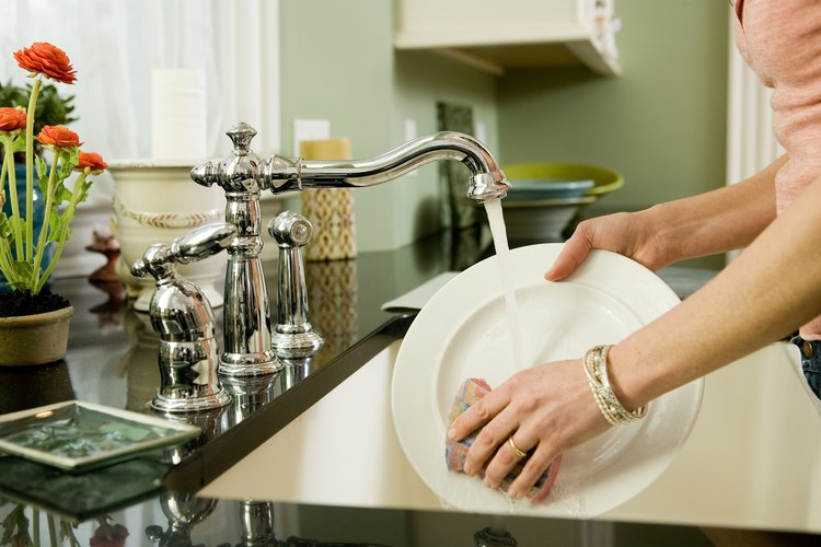 Tu agua puede estar bien para lavar y limpiar pero no para beber.