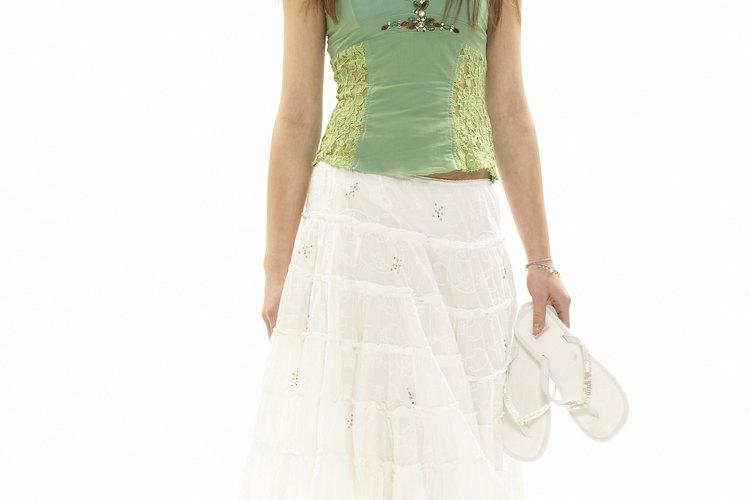 La ropa adecuada puede mostrar la personalidad de un adolescente.