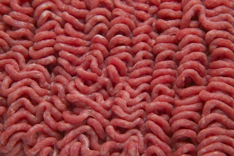 La carne es el ingrediente clave en tu hamburguesa y la carne picada es la mejor alternativa.