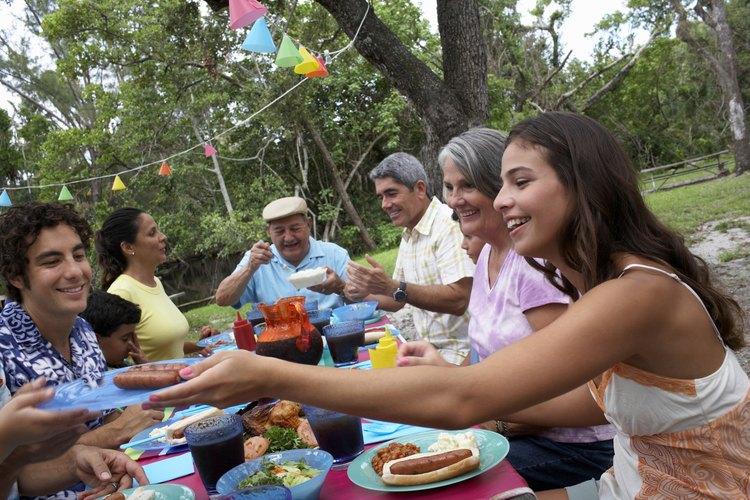 Juegos De Reuniones Familiares Para Llegar A Conocerse Unos A Otros