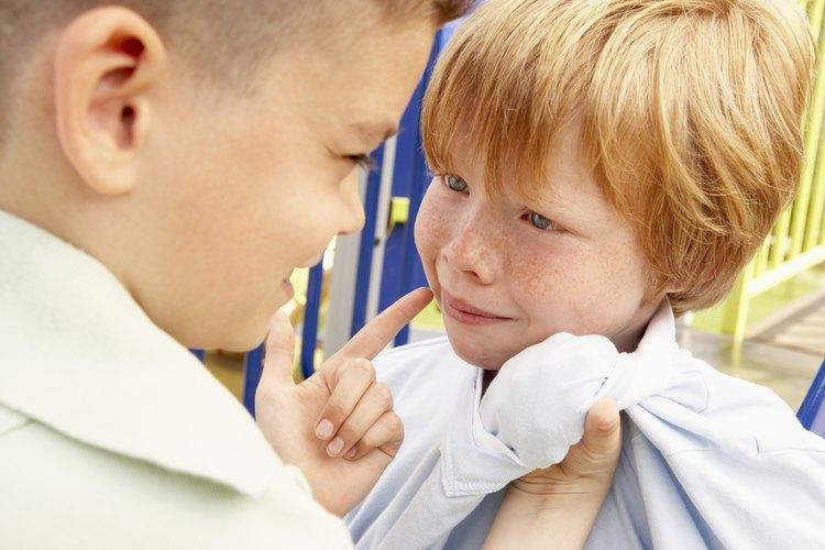 Existen diferentes tipos de bullying, pero todos ellos son igualmente serios.