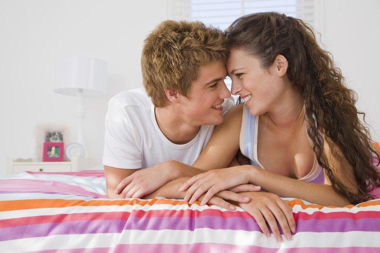 El amor adolescente es abrumador, intenso y asusta un poco.