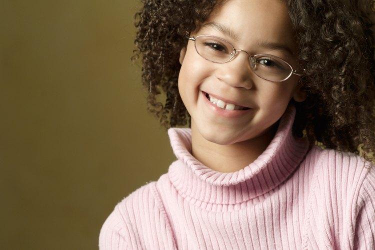Tu hijo puede ser consciente de sí mismo incluso con los lentes más lindos.