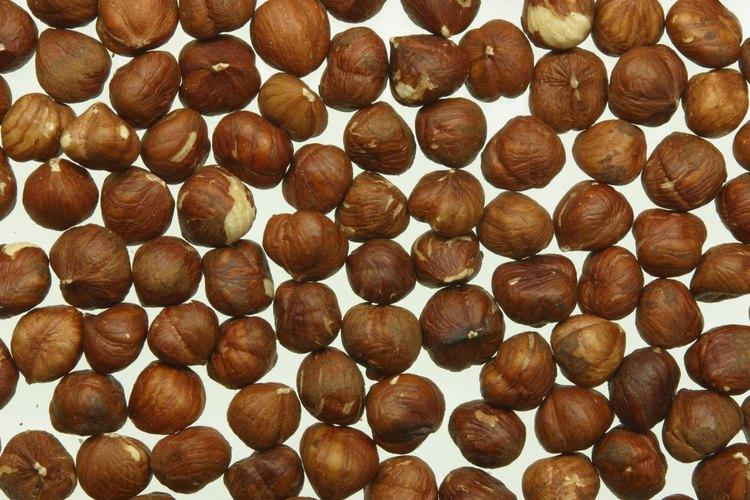 Nueces de macadamia