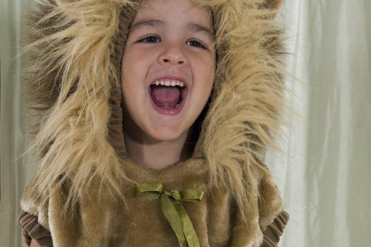 Los niños más pequeños pueden identificar los sonidos de animales al utilizar actividades de rellenar espacios.