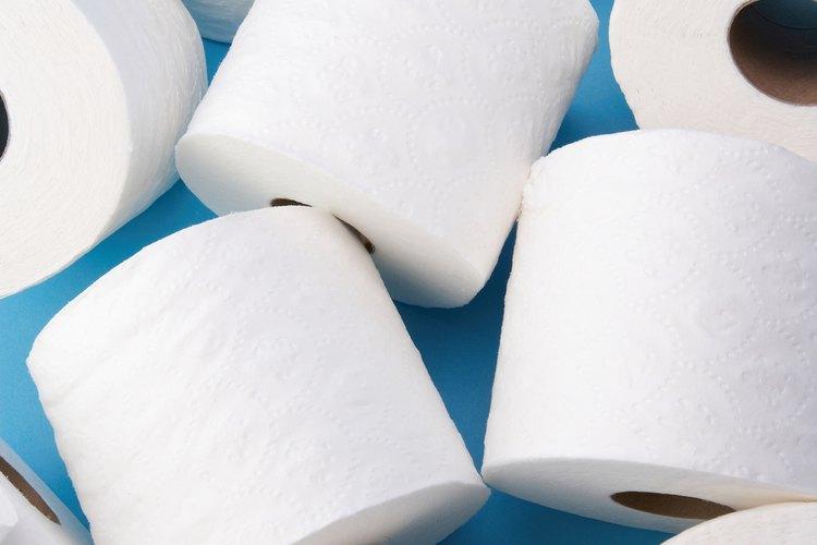 Cómo hacer tu propio papel higiénico.