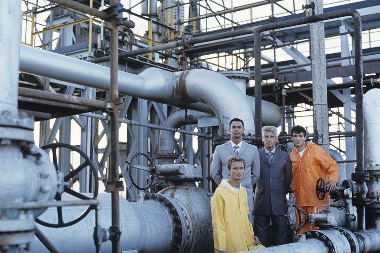 Salarios de ingenieros de petróleos.