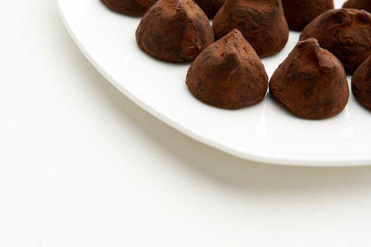 Congela los chocolates para disfrutarlos más tarde.