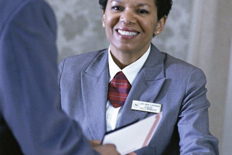 Los salarios de los encargados de recepciones de hoteles dependen de su localización en Estados Unidos.