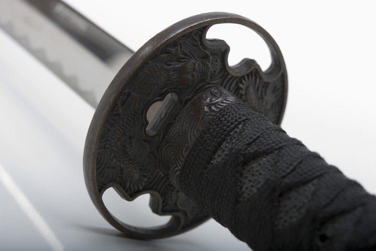 La legendaria katana tenía un significado espiritual para el guerrero samurai que la poseía.