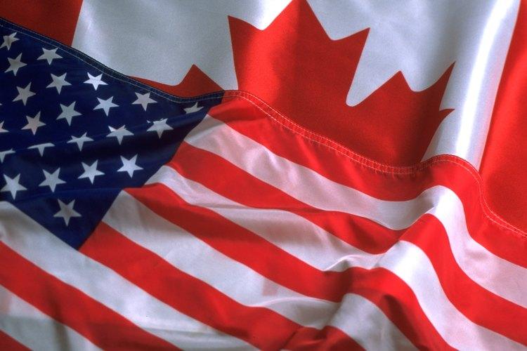 Canadá y EE. UU. comparten la frontera más extensa del mundo.